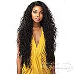 Sensationnel Synthetic Hair Empress Natural Curved Part Lace Front Wig - TUSCANY (futura)