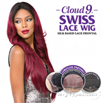 Sensationnel Cloud 9 Human Hair Blend Silk Based Swiss Lace Frontal Wig - MATILDA  (futura)