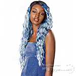 Sensationnel Synthetic Hair Empress Natural Curved Part Lace Front Wig - MELANIE