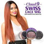 Sensationnel Cloud 9 Human Hair Blend Silk Based Swiss Lace Frontal Wig - RACHEL