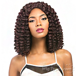 Sensationnel Synthetic Hair Empress Braided Lace Wig - SENEGAL BOUNCE BRAID