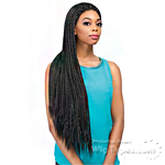 Sensationnel Synthetic Hair Empress Braided Lace Wig - SENEGAL BOX BRAIDS II