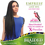 Sensationnel Synthetic Hair Empress Braided Lace Wig - SENEGAL TWIST BRAIDS
