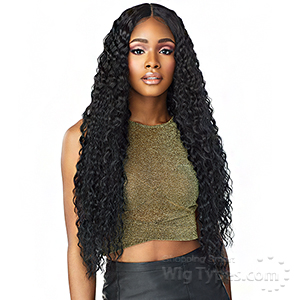 Sensationnel Synthetic Hair Butta HD Lace Front Wig - BUTTA UNIT 3