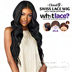 Sensationnel Synthetic Cloud 9 Swiss Lace What Lace 13x6 Frontal HD Lace Wig - BRIELLE