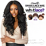 Sensationnel Synthetic Cloud 9 Swiss Lace What Lace 13x6 Frontal HD Lace Wig - LATISHA