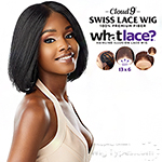 Sensationnel Synthetic Cloud 9 Swiss Lace What Lace 13x6 Frontal HD Lace Wig - KAIRA