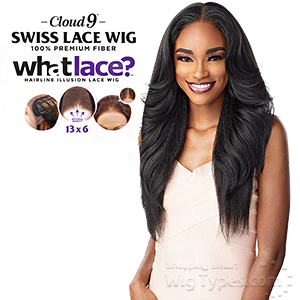 Sensationnel Synthetic Cloud 9 Swiss Lace What Lace 13x6 Frontal HD Lace Wig - DASHA