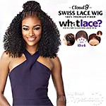 Sensationnel Synthetic Cloud 9 Swiss Lace What Lace 13x6 Frontal HD Lace Wig - TESSA