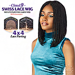Sensationnel Cloud 9 Synthetic Hair 4x4 Lace Parting Swiss Lace Wig - SENEGAL TWIST BOB