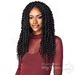 Sensationnel Lulutress Synthetic Braid - 2X CHUNKY PASSION TWIST 18