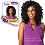 Sensationnel Lulutress Synthetic Braid - 3X FLUFFY BRAID OUT 10