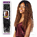 Sensationnel Lulutress Synthetic Braid - BOX BRAID PASSION TWIST 18