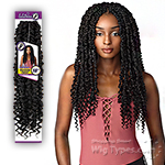 Sensationnel Lulutress Synthetic Braid - PASSION TWIST 18