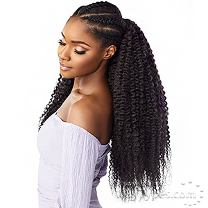 Sensationnel Lulutress Synthetic Braid - 3X DRIP CURL 20