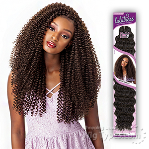 Sensationnel Lulutress Synthetic Braid - WATER WAVE 18