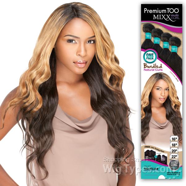 Sensationnel human hair blend weaving mixx multi curl bundled sensationnel human hair blend weaving mixx multi curl bundled natural curl brazilian 16 pmusecretfo Images