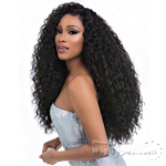 Sensationnel Human Blend Weaving Premium Too Boutique Bundle - BOUTIQUE DEEP (18/20/22 + Lace Closure)