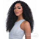Sensationnel Human Blend Weaving Premium Too Boutique Bundle - BOUTIQUE TWIST (18/20/22 + Lace Closure)