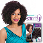 Sensationnel Human Blend Weaving Premium Too Shorty - JERRY CURL WVG 9 (3 pcs)