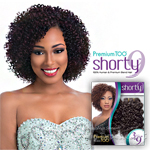 Sensationnel Human Blend Weaving Premium Too Shorty - LAVISH TWIRL WVG 9 (3 pcs)