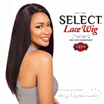 Sensationnel 100% Remi Human Hair Lace Wig - REMI SELECT YAKI 20