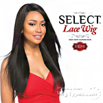 Sensationnel 100% Remi Human Hair Lace Wig - REMI SELECT YAKI 22