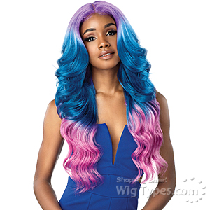 Sensationnel Shear Muse Synthetic Hair Empress Lace Front Wig - CHANA