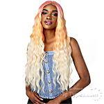 Sensationnel Shear Muse Synthetic Hair Empress Lace Front Wig - CIEL