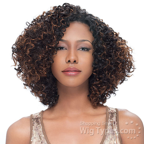 Sensationnel Human Hair Blend Weaving Style 360  SPIRAL