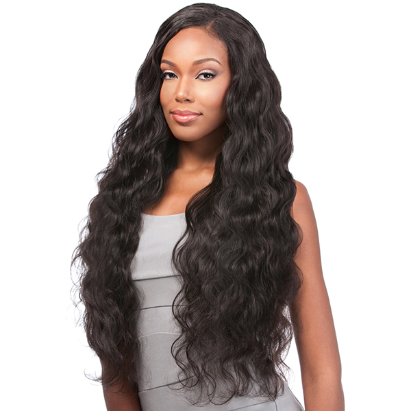 Sensationnel Unprocessed Human Hair Natural Wavy
