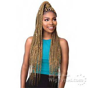 Sensationnel Synthetic Braid - 3X RUWA AquaTex PRE LAYERED BRAID 24 (Water Repellent / Fast Drying)