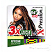 Sensationnel Kanekalon 3X X PRESSION BRAID 84 (triple pack value)