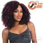 Sensationnel Synthetic Braid - BOUNCE TWIST 8 (3pcs)