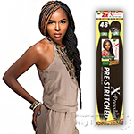 Sensationnel Kanekalon 2X X-Pression PRE STRETCHED BRAID 48