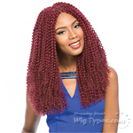 Sensationnel Synthetic Braid - JERRY KINKY CURL 14