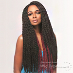 Sensationnel Synthetic Braid - SAMBA TWIST BRAID 50