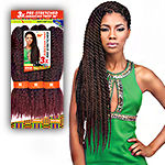 Sensationnel Synthetic Pre-Stretched 3X Jamaican Twist 36