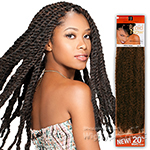 Sensationnel Synthetic Braid - REGGAE BRAID (Marley Braid)