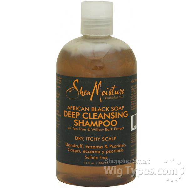 Shea moisture african black soap shampoo reviews