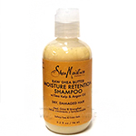 Shea Moisture Raw Shea Butter Shampoo Moisture Retention Shampoo 3.2oz