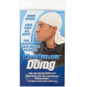 Wave Builder Durag Style 192-AW