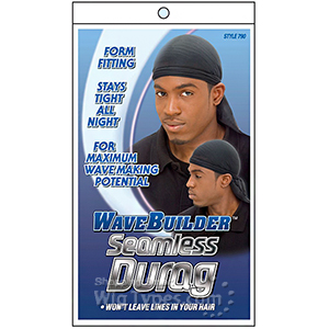Wave Builder Seamless Durag Style 790