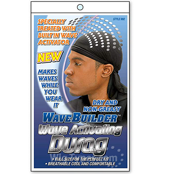 Wave Builder Wave Activating Durag Style 992 Wigtypes Com
