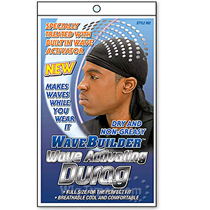 Wave Builder Wave Activating Durag Style 992