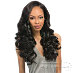 Outre Simply 100% Non-processed Brazilian Virgin Remy Human Hair Weave - NATURAL FLEXI CURL