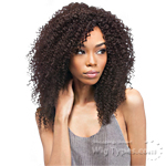 Outre Simply 100% Non-processed Brazilian Virgin Remy Human Hair Weave - NATURAL KINKY CURL