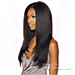 Outre Simply 100% Non-processed Brazilian Virgin Remy Human Hair Weave - BLOW OUT STRAIGHT