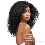 Outre Simply Perfect 7 100% Non-processed Brazilian Virgin Remy Human Hair Weave - BRAZILIAN NATURAL CURLY 7PCS (10/10/12/12/14/14 + Closure)