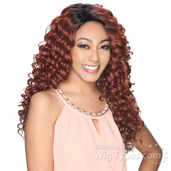Zury Lace Front Wig Carrie 34